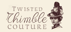 Twisted Thimble Couture – Bespoke Hats and Fasinators