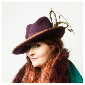 Twisted Thimble 'Camden' Wool Felt hat