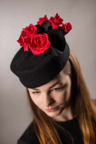 Bloomin Carousel Galway Felt hat