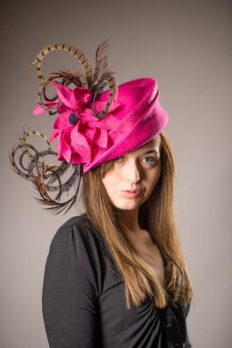 Bloomin Carousel Thimblelina Felt hat