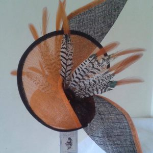 'Thimble Time 'headpiece