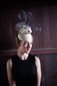 Twisted Thimble 'Truly Gem' headpiece