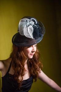 Twisted Thimble 'Rhian' headpiece