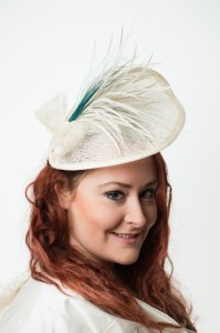 Twisted Thimble 'Bo Peep' headpiece