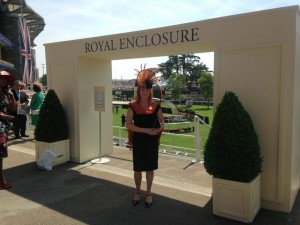 Royal Ascot By Kind permission of Ann Jones